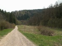 Údolí Bílého potoka