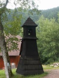 Kaplička v Liticích