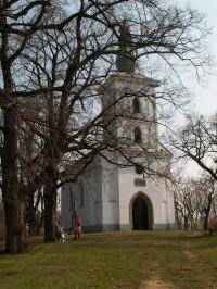 Kostel sv. Jakuba nad Ivančicemi