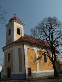 Kostel v Hlíně