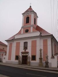 Žarošický kostel