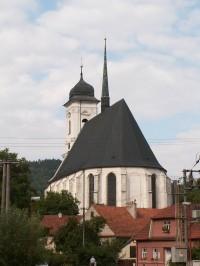 Kostel v Doubravníku