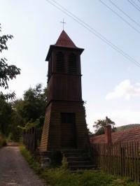 Zvonička v Borači