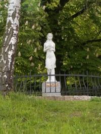 Helenčina socha