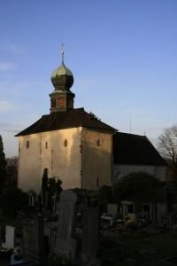 Kostel na Velízi