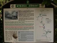 Stezka zdraví Brno - Lelekovice