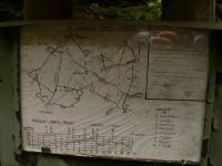 Mapa studánkové trasy