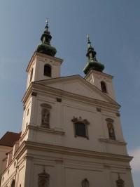 Kostel sv. Michala, Brno