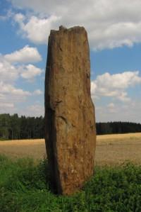 Menhir u Sedletína