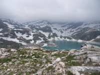 Uttendorf a ledovec Weißsee