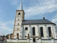 Kostel Povýšení sv. Kříže 1