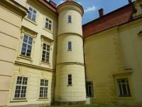 zámek Bystřice p.Hostýnem 7