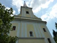 kostel sv. Jiljí na náměstí T. G. Masaryka