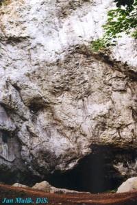 Jeskyně Hladomorna