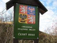 Tabulka Český Kras