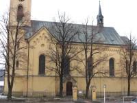 Nebušice kostel