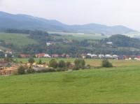 Pohled na Vigantice od Hutiska Solanec