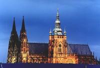 Praha-Chrám sv.Víta