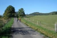 Cesta ze Šumperka
