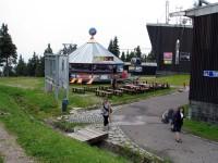 Stanice lanovky na Černé Hoře