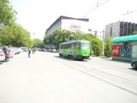 Tramvaj v Almaty