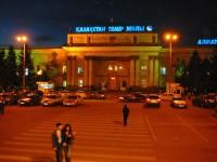Nádraží Almaty II
