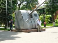 Almaty park 28 panfilovců.