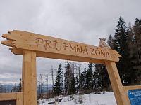 Vysoké Tatry - Príjemná zóna Hrebienok - Galéria medvedích sôch