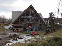 Vysoké Tatry - Tatranská Lomnica - Humno Restaurant Musik Pub