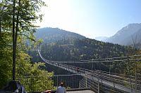 Rakúsko - Reutte - visutý most HIGHLINE179