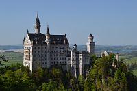 Nemecko - zámok Neuschwanstein