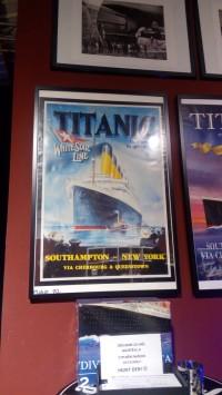 Praha - Pravdivý príbeh Titaniku - výstava