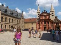 Praha - Bazilika sv. Jiří
