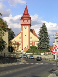 Děkanský kostel Sv. Václava: www.svetlans.arez.net