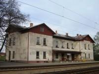 Velešín - železniční stanice