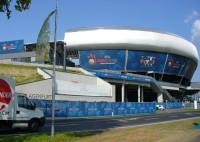 Wörthersee stadion pro 30 tis. diváků
