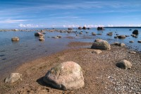pobřeží NP Lahema