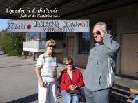 Čekání na vlak - Újezdec u Luhačovic