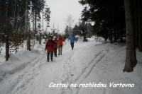 Cestou na Vartovnu..