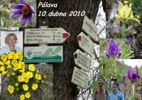 Pálava - 10 duben 2010