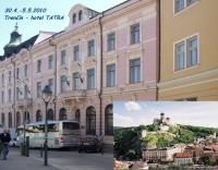 Hotel TATRA v Trenčíně