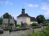 Kostel sv.Jana Křtitele - Velíz