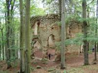 Kaple na Malém Blaníku