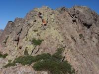 Bloubění pod Monte Cintem