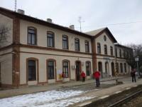 nádraží Střelice