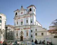 Ústí nad Labem - kostel sv. Vojtěcha adominikánský klášter