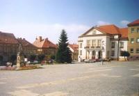 Pacov - město