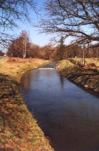 Skalice - řeka