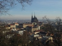 Brno ze Špilberku