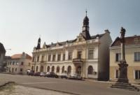 Zvonice v Rovensku